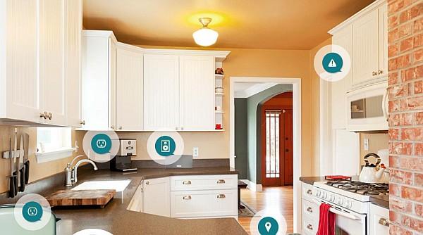 Contemporary Smart kitchen design