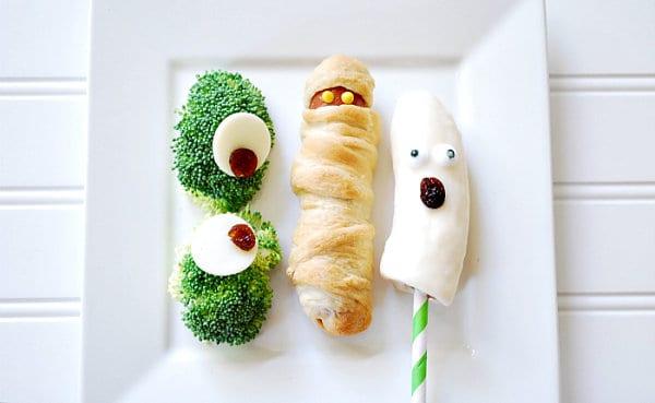 Fun Halloween food ideas