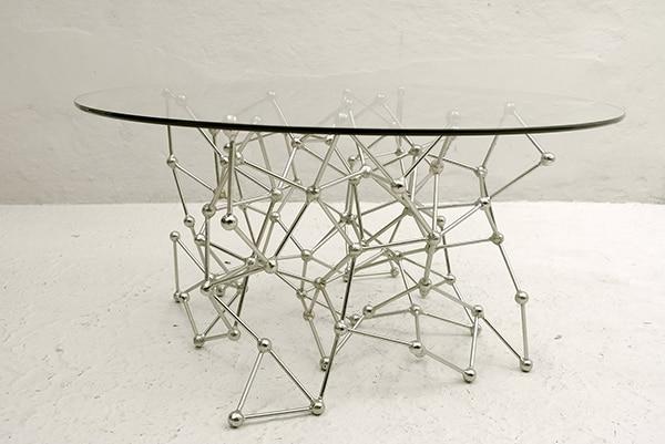 Molecular Coffee Table