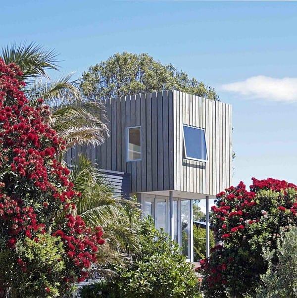 Otama Beach House Amalgamates NYC Charm With New Zealand S Coastal