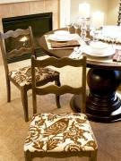dining room seat pad