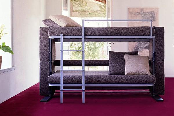 DOC XL Sofa Bunk Bed design