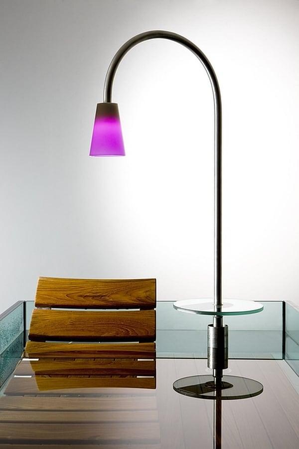 Hoesch Water Lounge in wood