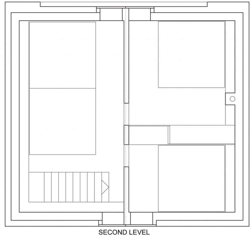 project Savioz House 16 Barn Converted into Minimalist Holiday House in Ayent, Switzerland