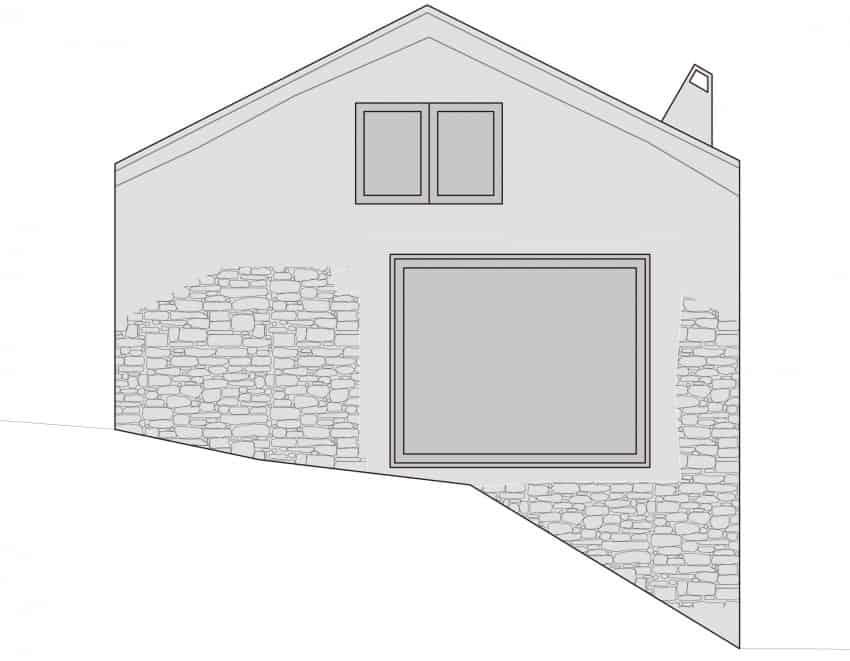 project Savioz House 19 Barn Converted into Minimalist Holiday House in Ayent, Switzerland