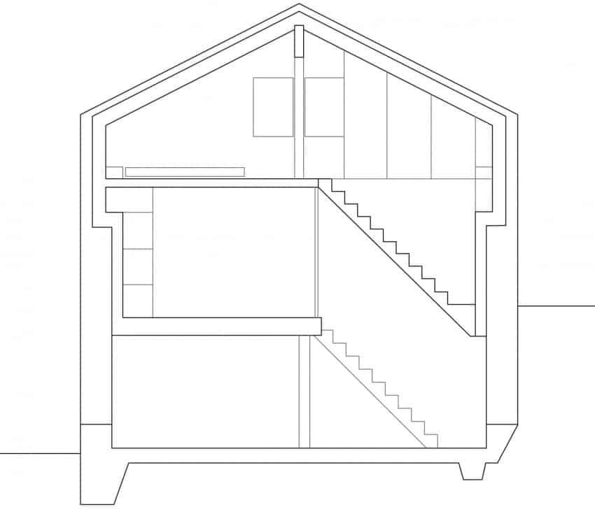 project Savioz House 20 Barn Converted into Minimalist Holiday House in Ayent, Switzerland