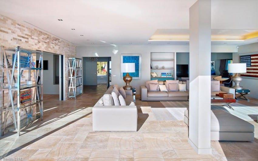 project Cannes estate 10 Massive Contemporary 6 Bedroom Estate in Cannes: Villa Chamade