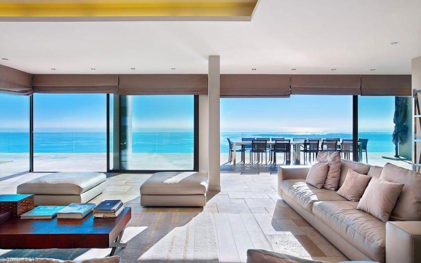 project Cannes estate 12 Massive Contemporary 6 Bedroom Estate in Cannes: Villa Chamade