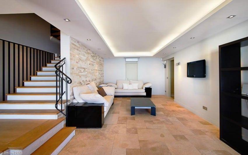 project Cannes estate 15 Massive Contemporary 6 Bedroom Estate in Cannes: Villa Chamade