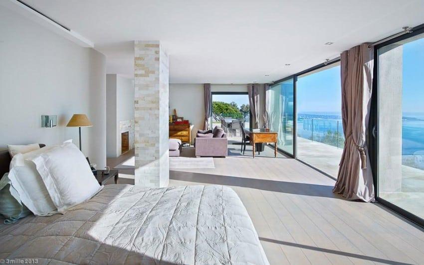 project Cannes estate 19 Massive Contemporary 6 Bedroom Estate in Cannes: Villa Chamade