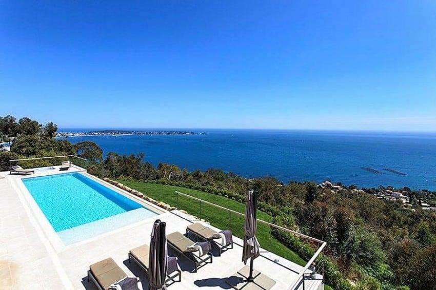 project Cannes estate 2 Massive Contemporary 6 Bedroom Estate in Cannes: Villa Chamade