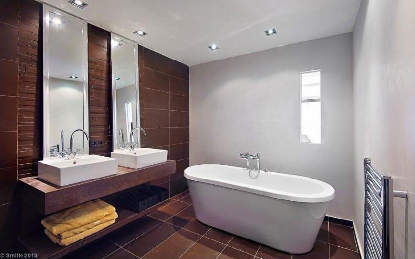 project Cannes estate 20 Massive Contemporary 6 Bedroom Estate in Cannes: Villa Chamade