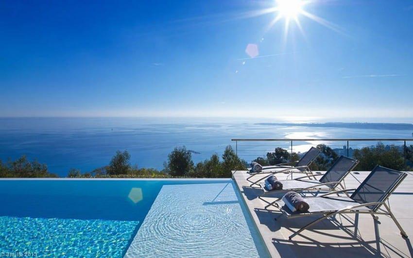 project Cannes estate 5 Massive Contemporary 6 Bedroom Estate in Cannes: Villa Chamade