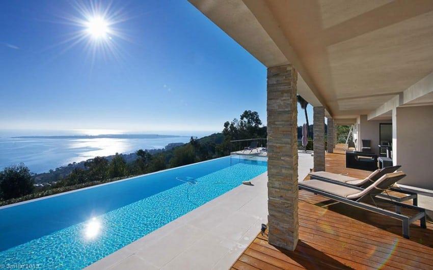 project Cannes estate 7 Massive Contemporary 6 Bedroom Estate in Cannes: Villa Chamade