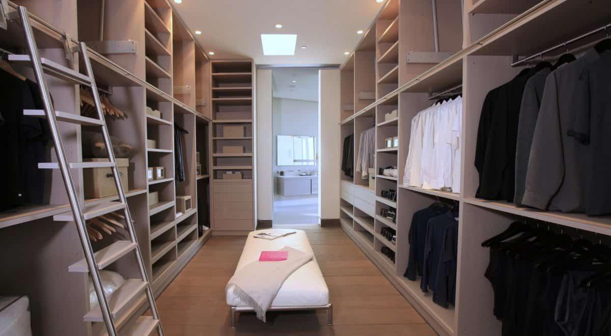 Closet  DJ Aviciis Astounding $15.5 Million Property in Hollywood Hills